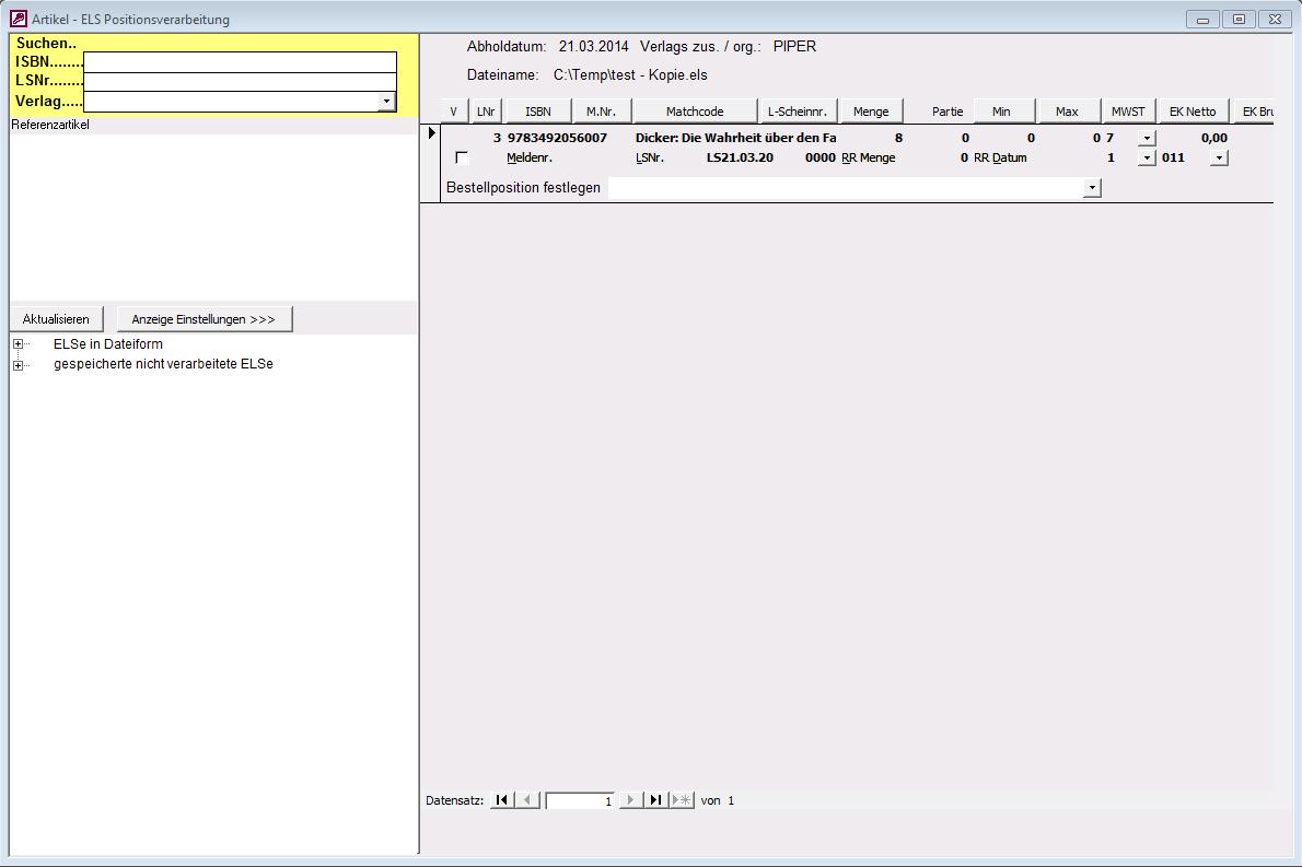Bestellung_Positionsverarbeitung