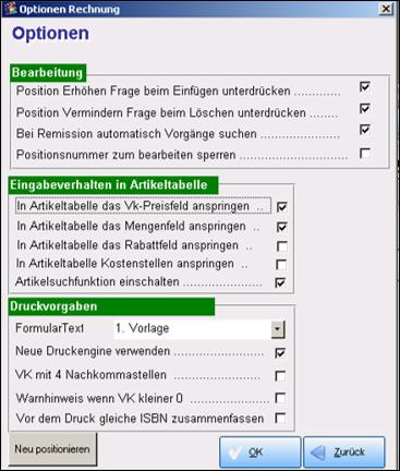Rechnung_optionen